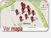 Ver en el mapa todos los apartamentos