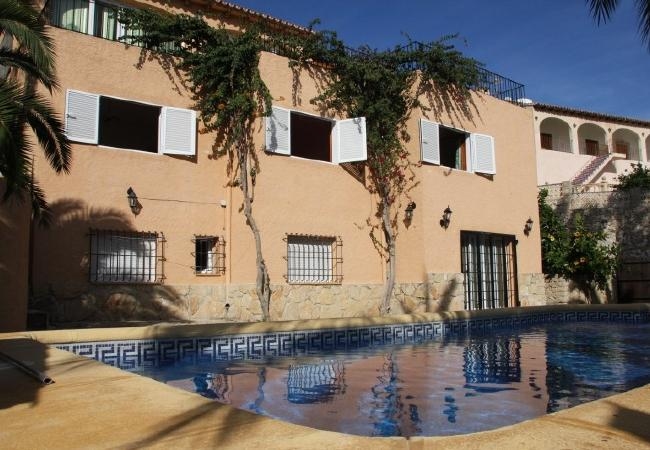 Eva  12 for 12 guests in Benissa, Spain