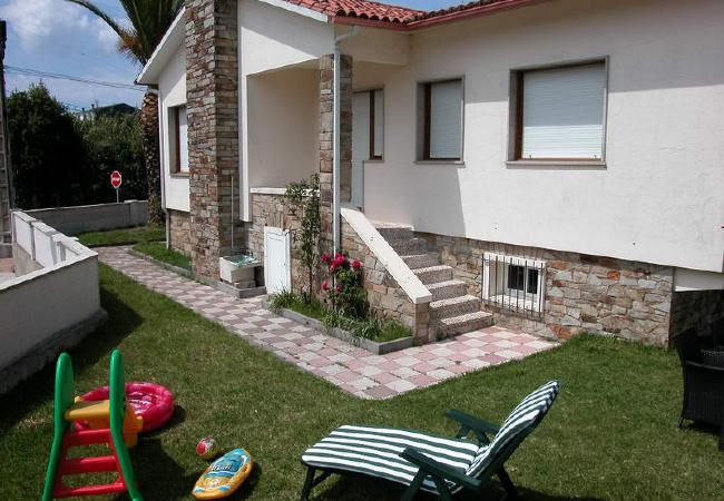 Apartment in Portonovo - CHALET CANELAS