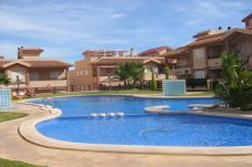 Bungalow en Gran Alacant - NOVAMAR 7-2-dormitorios