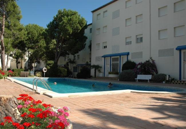 MAGDA PARK 3D - 6 PAX for 6 guests in L Escala, Spanien