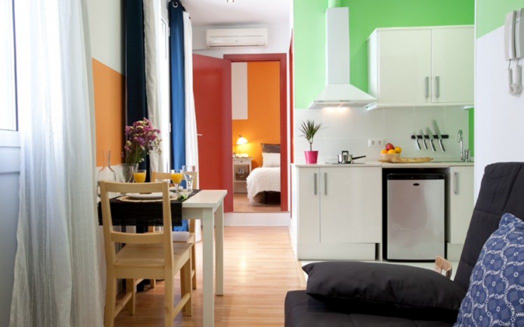 Holiday apartments Tebas Barcelona