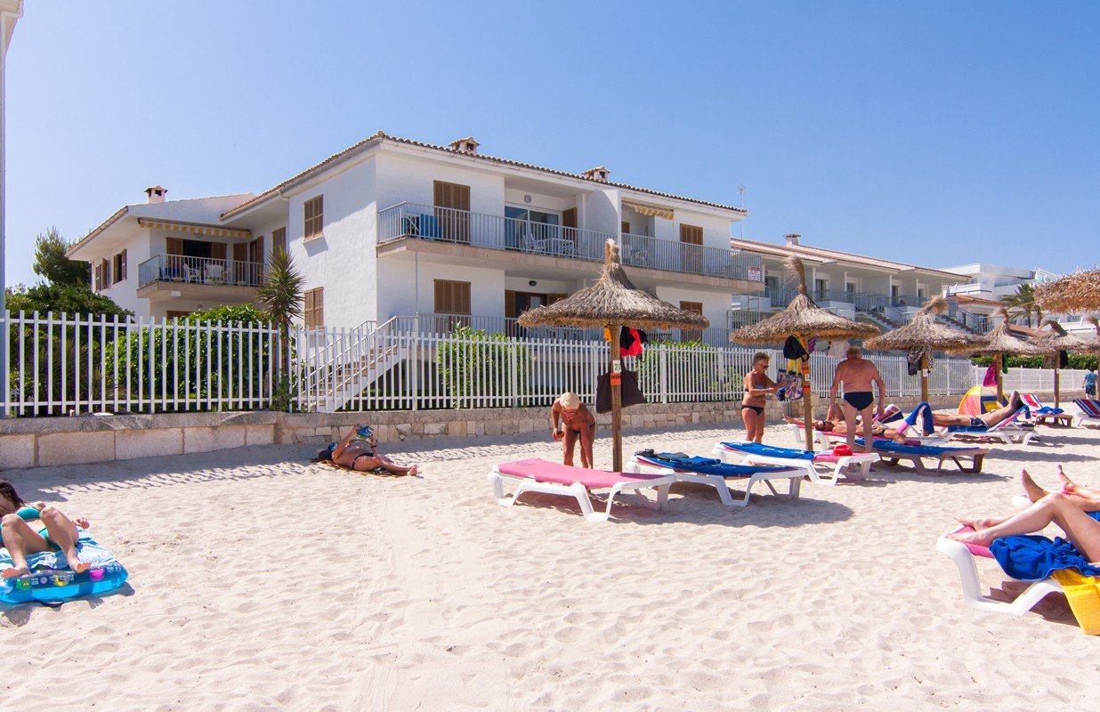 Geranis for 6 guests in Port d Alcudia, Spanien